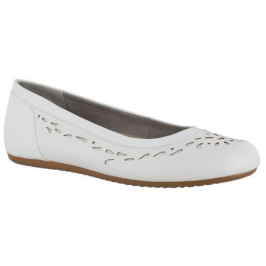 Easy Street Womens Bridget Slip-On Shoe Round Toe