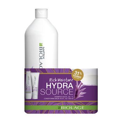 Matrix Biolage Hydrasource Value Set