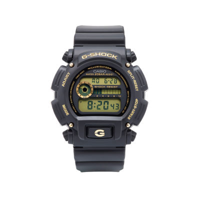 Casio Mens Black Strap Watch-Dw9052gbx1a9