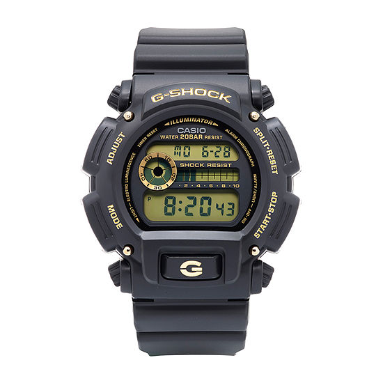 Casio G-Shock Mens Black Strap Watch-Dw9052gbx1a9