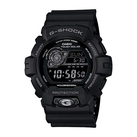 Casio G-Shock Mens Black Strap Watch-Gr8900a-1