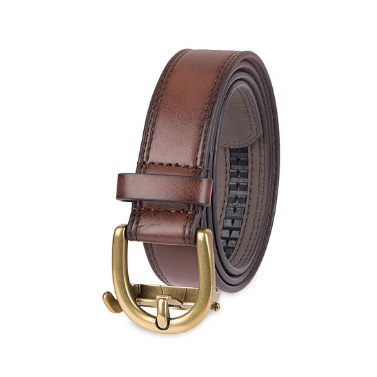 Exact Fit Track Lock Casual Women's Belt