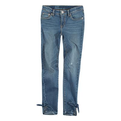 Levi's 710 Lola Ankle Super Skinny Fit Jean - Girls