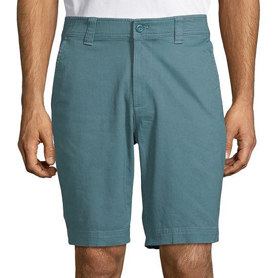 St. John's Bay Men's Stretch Chino Short