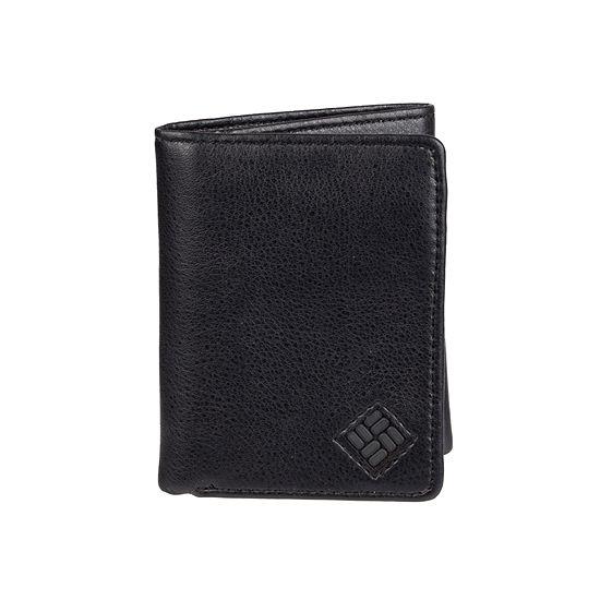 Columbia™ RFID Secure Tri-Fold Wallet