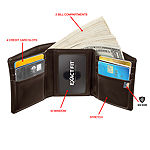 Exact Fit™ Stretch Trifold Wallet