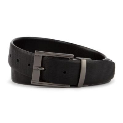 Stafford Mens Reversible Stretch Belt