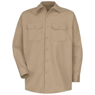 Red Kap® SC70 Deluxe Heavyweight Cotton Shirt