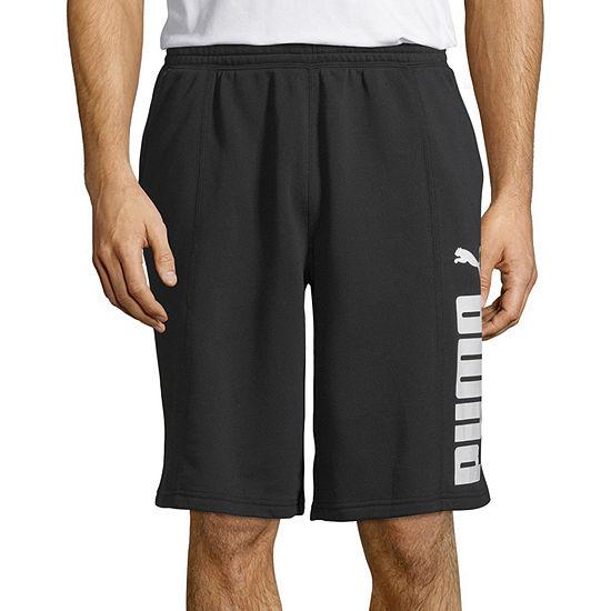 Puma Mens Moisture Wicking Workout Shorts