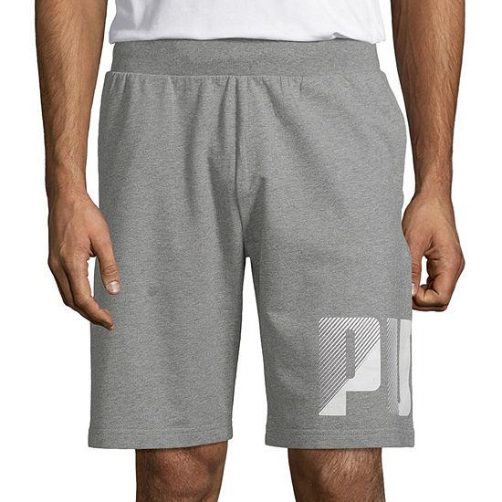 Puma Mens Elastic Waist Pull-On Short