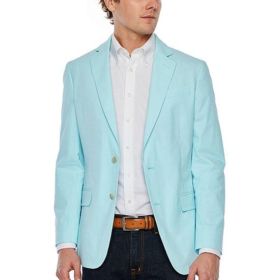 Stafford Mens Cotton Classic Fit Sport Coat