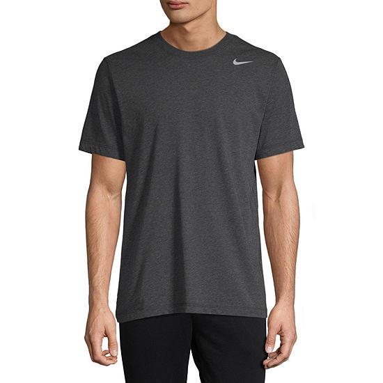 217e80c24b730 Nike Mens Crew Neck Short Sleeve Moisture Wicking T-Shirt - JCPenney