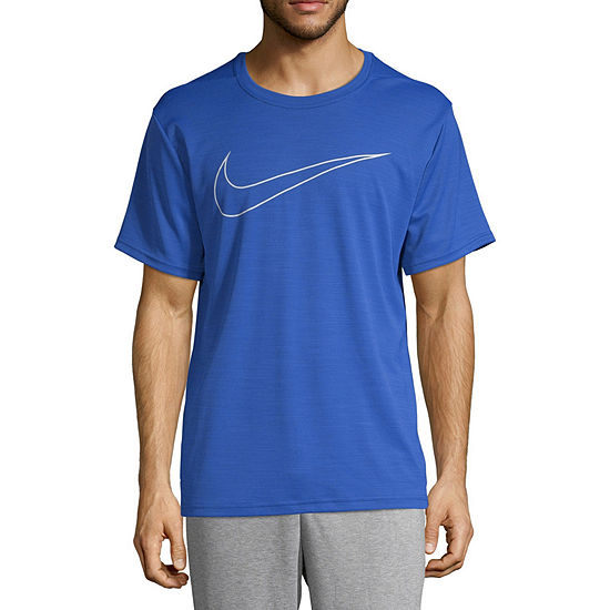 Nike Mens Training Swoosh Top