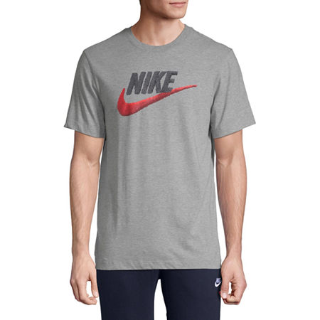 Nike Nike Mens Crew Neck Short Sleeve T-Shirt, Large , Gray from JCPenney  Affiliate | SportSpyder