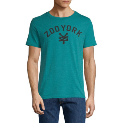Zoo York Immegruen Short Sleeve Tee