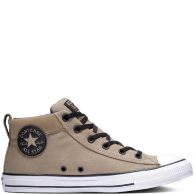 Converse Street Mid Mens Sneakers Lace-up