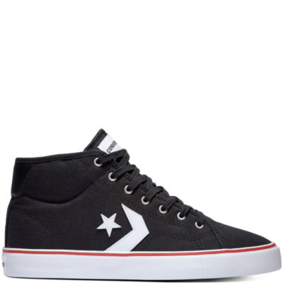 Converse Star Replay Mid Mens Sneakers Lace-up