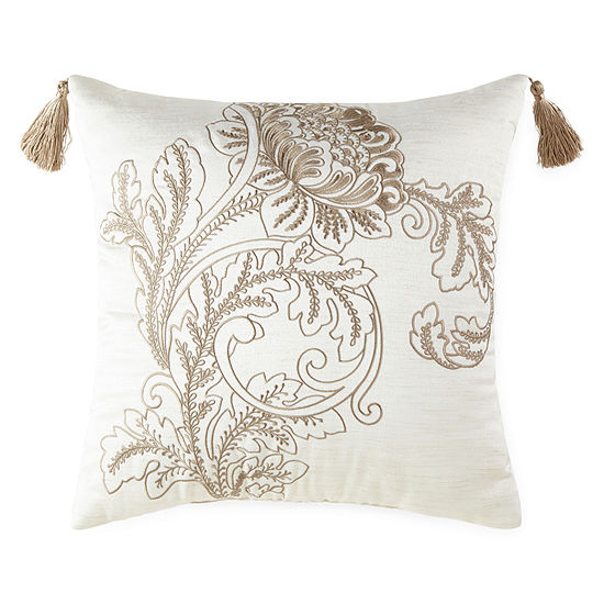 Liz Claiborne Aspen Square Throw Pillow