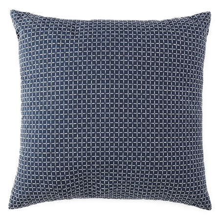 JCPenney Home Lydia Euro Pillow, One Size , Multiple Colors
