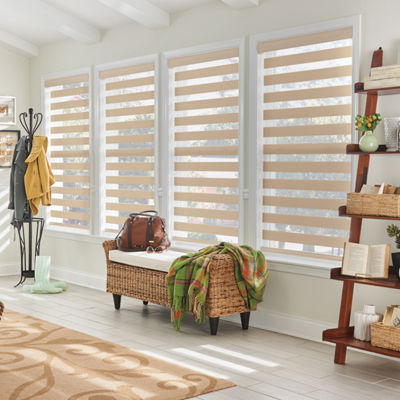 Bali Butterfield Layered Custom Sheer Shades
