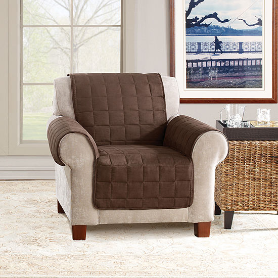 Sure Fit Ulimate Waterproof Quilted Chair Protector