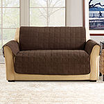 Sure Fit Ulimate Waterproof Quilted Loveseat Protector