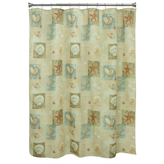 Bacova Guild Ocean Shower Curtain