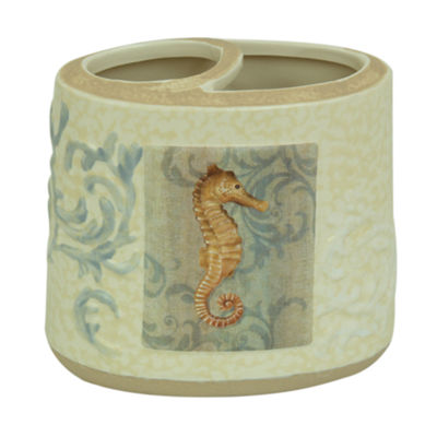 Bacova Guild Ocean Toothbrush Holder