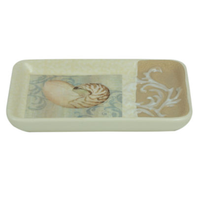 Bacova Guild Ocean Soap Dish