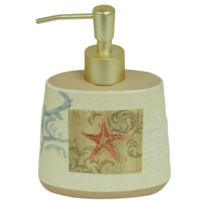 Bacova Guild Ocean Soap Dispenser