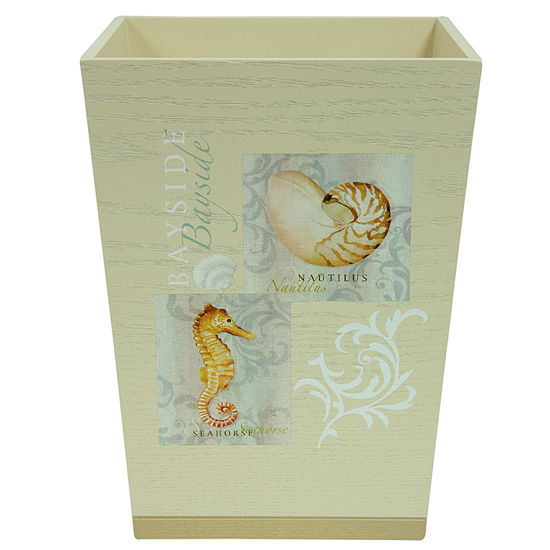 Bacova Guild Ocean Waste Basket