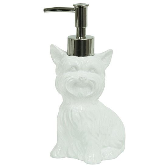 Bacova Guild Dogs Terrier Soap Dispenser