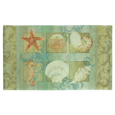 Bacova Guild Ocean Bath Rug