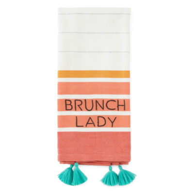 JCPenney Home Kitchen Towel