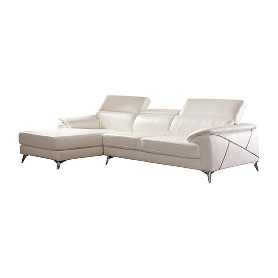 Signature Design by Ashley® Tindell 2-Pc Sectional With Right Arm Facing Loveseat