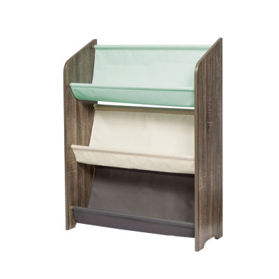 Honey-Can-Do Kids Collection 3-Tier Book Rack