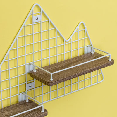 Honey-Can-Do Kids Collection Wall Shelf