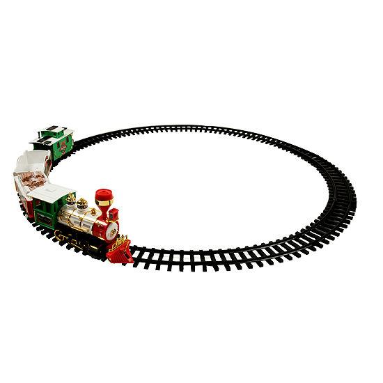Echo Toys Christmas Train Set