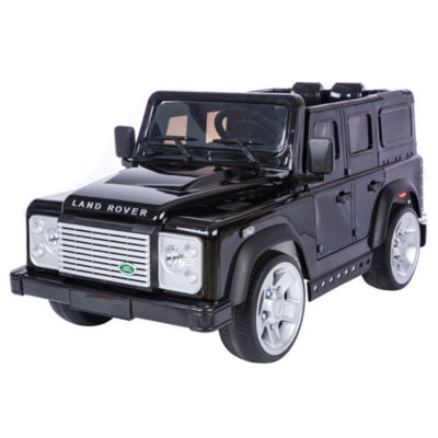 Land Rover SUV Ride-On Truck