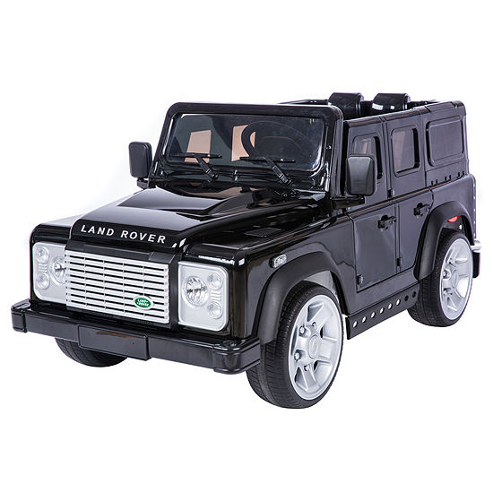 Land Rover Suv Ride On Truck