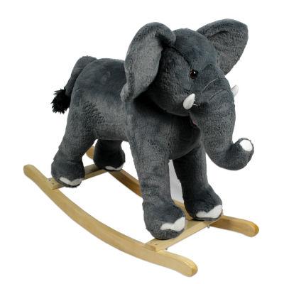 Rocking Elephant Ride-On Animals