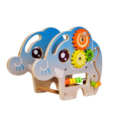 Elephant Beads Maze Discovery Toy
