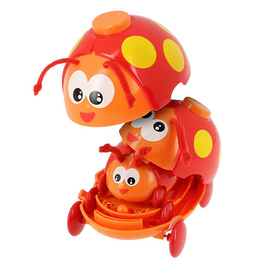 1 2 3 Ladybugs 3-pc. Discovery Toy