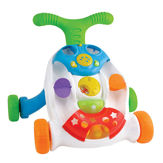 Winfun Roll N Pop Walker Toddler Toy