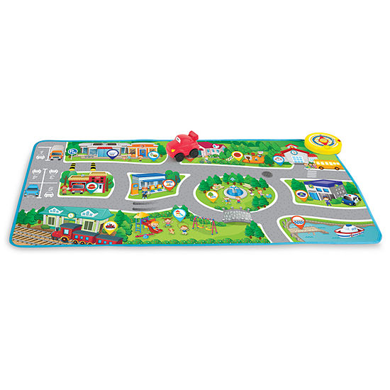 Drive N Learn Set Discovery Toy