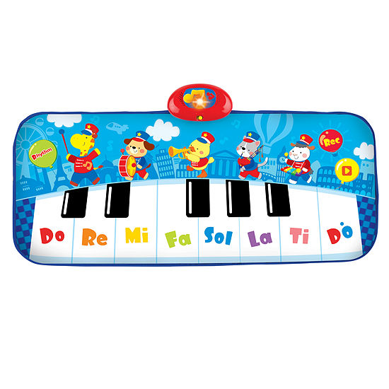 Tap N Play Piano Mat Musical Instrument