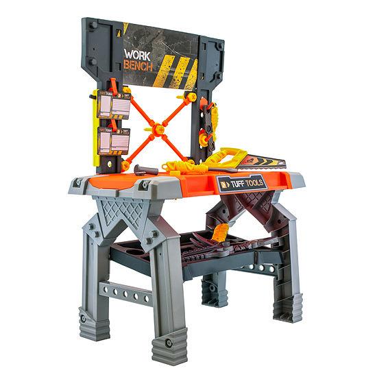Lanard Toys 30 Piece Toy Workbench