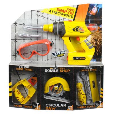 8-pc. Toy Tools