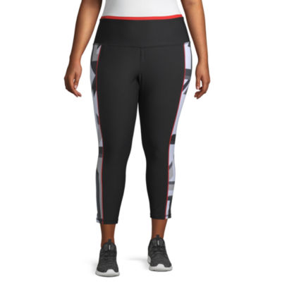 Xersion High Waisted 7/8 Legging-Plus