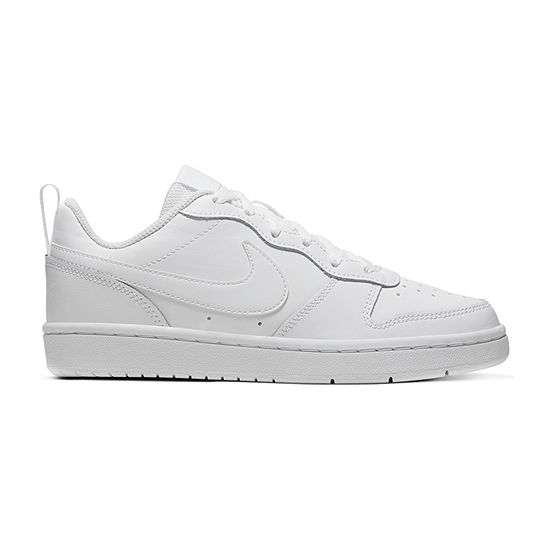 Nike Nk Court Borough Low 2 (Gs) Big Kids Boys Running Shoes